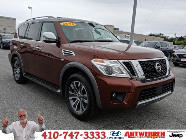 2019 Nissan Armada in Catonsville, MD