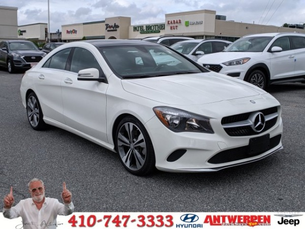 2017 Mercedes-Benz CLA in Catonsville, MD