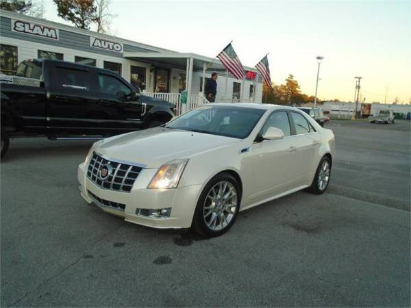 2013 Cadillac CTS Performance