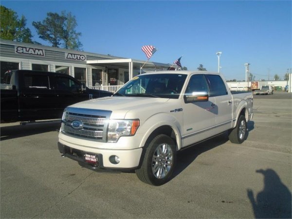 2012 Ford F-150 in Jacksonville, NC