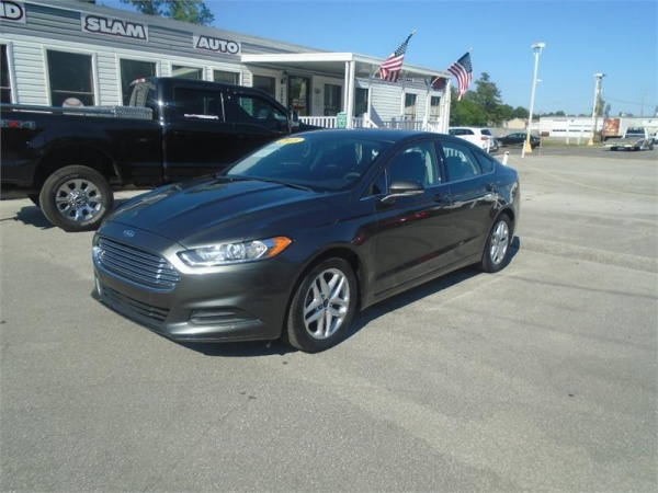 2015 Ford Fusion in Jacksonville, NC