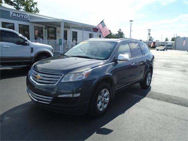 2013 Chevrolet Traverse in Jacksonville, NC