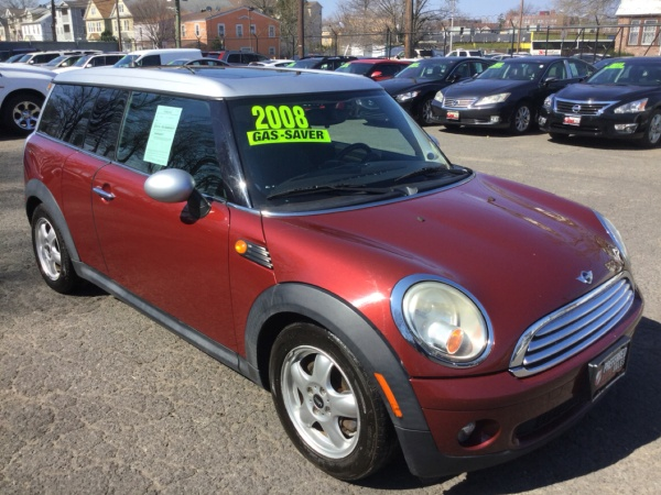 Used 2008 Mini Cooper Clubman For