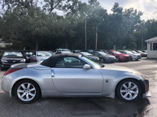 2004 Nissan 350z Enthusiast Roadster Auto For Sale In Tampa Fl