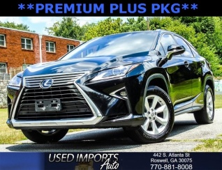 2016 Lexus Rx 450h Hybrid Awd For In Roswell Ga
