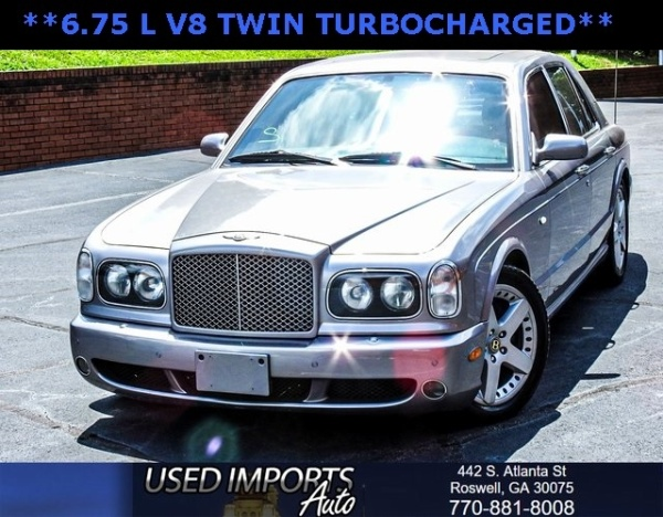 2003 Bentley Arnage in Roswell, GA