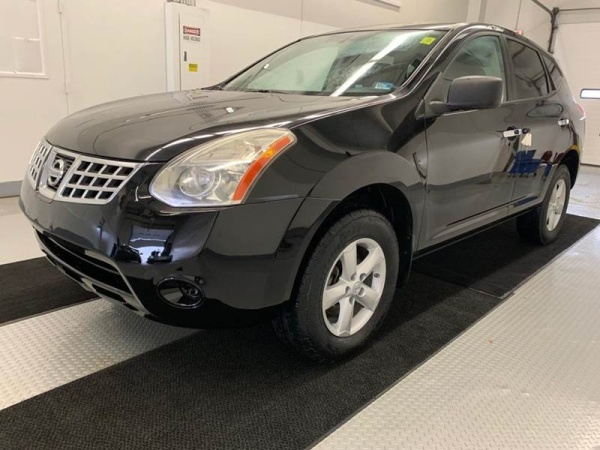 2010 Nissan Rogue in Virginia Beach, VA
