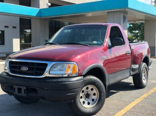 1999 Ford F 150 Xlt Regular Cab Flareside 120 4wd For In Virginia