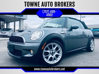 2010 Mini Cooper S Convertible For In Virginia Beach Va
