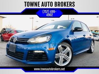 bbd5f2650f2f 2012 Volkswagen Golf R with Sunroof   Navigation 4-door for Sale in  Virginia Beach