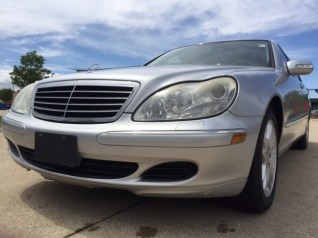 Used 2003 Mercedes Benz S Class S 430 RWD For Sale In Virginia Beach