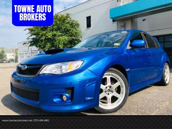 2013 Subaru Impreza Wrx Base Wagon For Sale In Virginia Beach Va