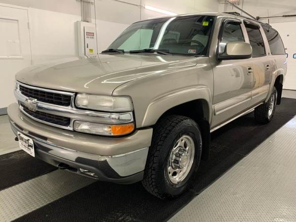 2001 Chevrolet Suburban in Virginia Beach, VA