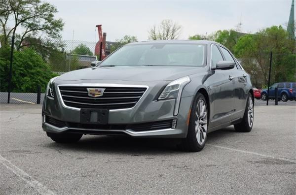 2016 Cadillac CT6 in Cincinnati, OH