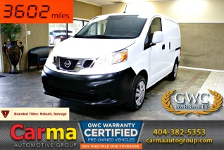 62ed44dacb 2017 Nissan NV200 Compact Cargo SV for Sale in Duluth
