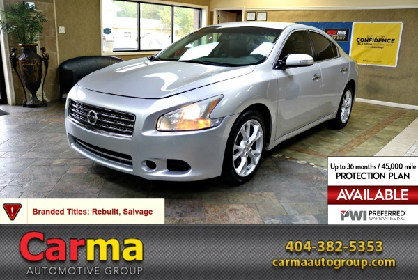 2013 Nissan Maxima For Sale >> Used 2013 Nissan Maxima For Sale U S News World Report