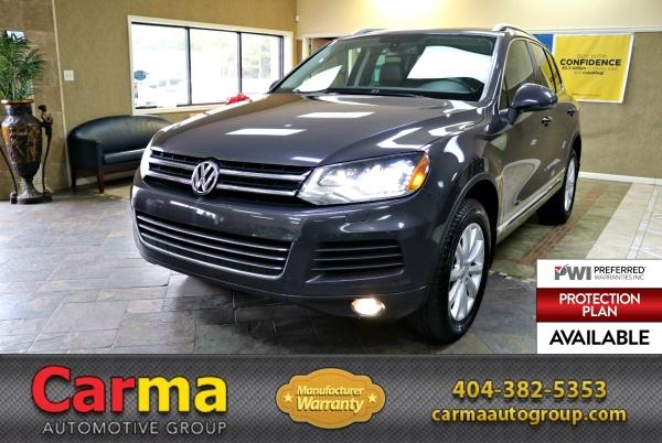 2012 Volkswagen Touareg TDI Sport For Sale in Duluth, GA