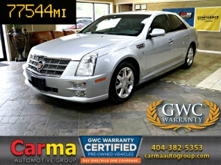 Used Cadillac STSs for Sale | TrueCar