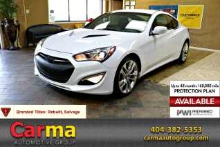 2016 Hyundai Genesis Coupe 3 8 R Spec Manual For In Duluth Ga