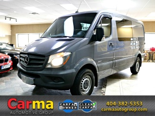 Used Mercedes-Benz Sprinter Crew Vans for Sale | TrueCar