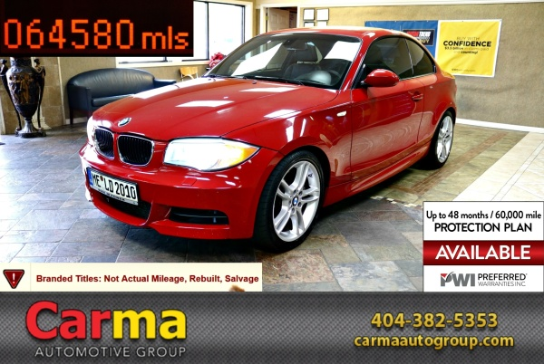 2009 BMW 1 Series in Duluth, GA
