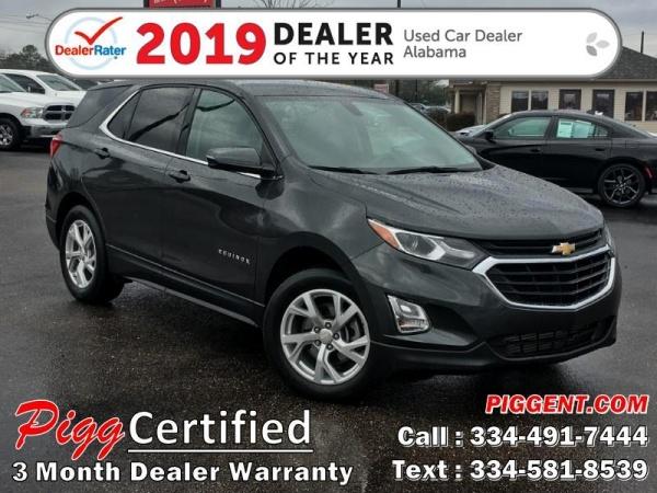 2018 Chevrolet Equinox in Prattville, AL