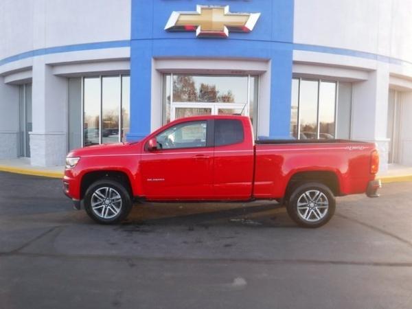 2020 Chevrolet Colorado in Daleville, IN