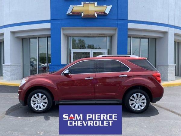 2011 Chevrolet Equinox in Daleville, IN