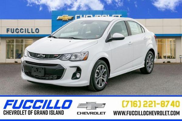 2020 Chevrolet Sonic in Grand Island, NY