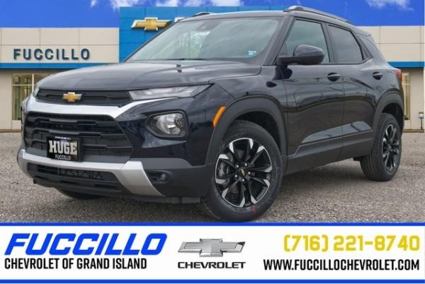 2021 Chevrolet Trailblazer in Grand Island, NY