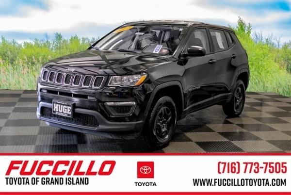 2019 Jeep Compass in Grand Island, NY