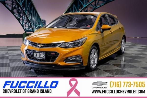 2017 Chevrolet Cruze in Grand Island, NY
