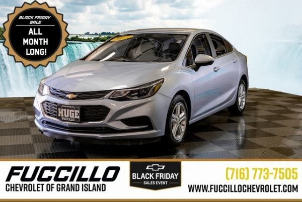 2017 Chevrolet Cruze in Grand Island, NY