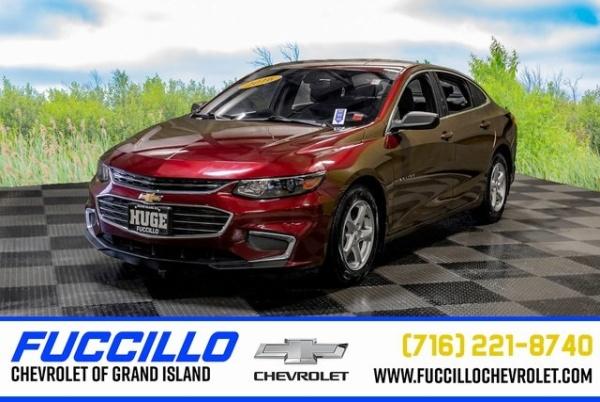 2016 Chevrolet Malibu in Grand Island, NY