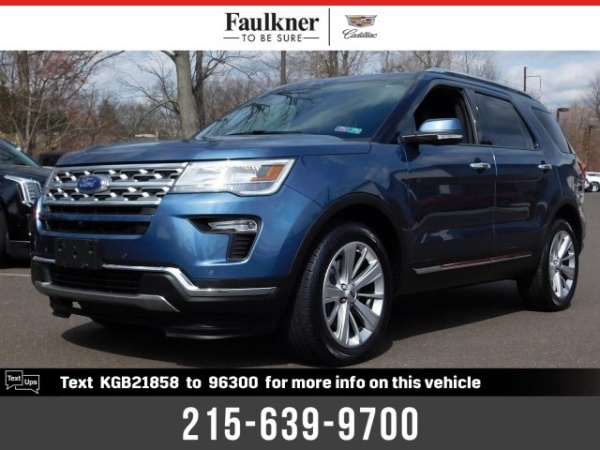 2019 Ford Explorer in Trevose, PA