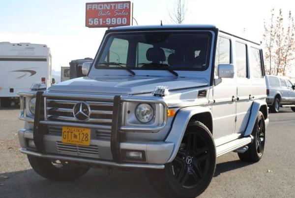 2003 Mercedes-Benz G