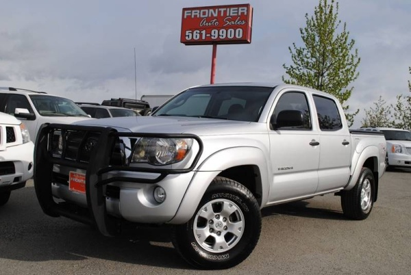 used toyota tacoma for sale in anchorage ak u s news. Black Bedroom Furniture Sets. Home Design Ideas