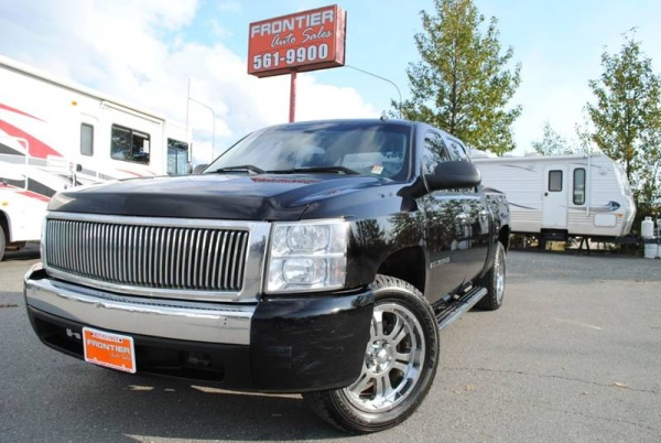 2007 chevrolet silverado 1500 wt crew cab short box 2wd for sale in anchorage ak truecar truecar