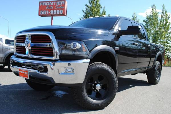 2014 ram 2500 power wagon crew cab 6 4 box 4wd for sale in anchorage ak truecar truecar