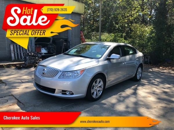 2012 Buick LaCrosse in Acworth, GA