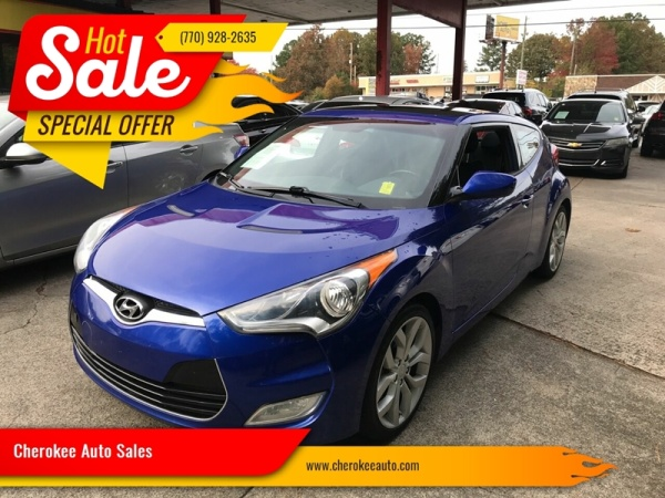 2013 Hyundai Veloster in Acworth, GA