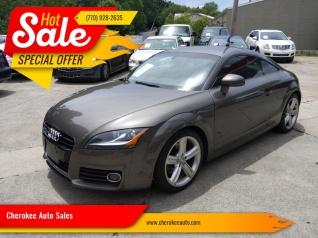Audi Tt For Sale >> Used Audi Tts For Sale In Union City Ga Truecar