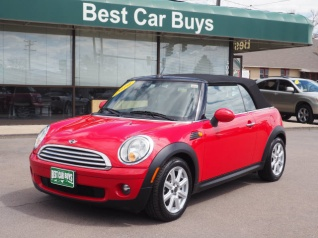 2010 Mini Cooper Convertible For In Englewood Co