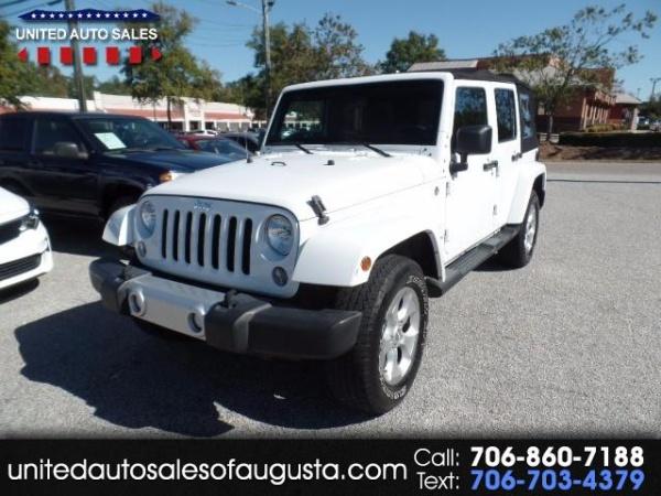 2014 Jeep Wrangler in Augusta, GA