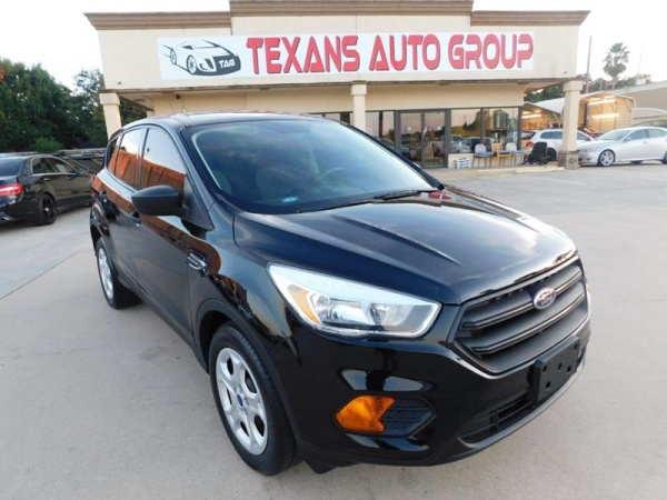 2017 Ford Escape in Spring, TX