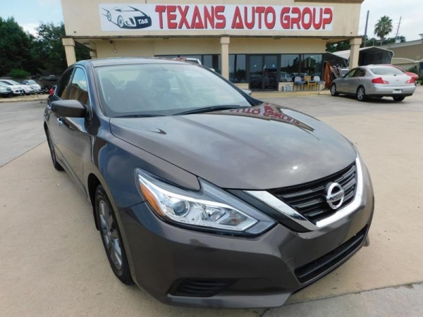 2016 Nissan Altima in Spring, TX