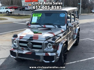 Mercedes Of Warwick >> Used Mercedes Benz G Class For Sale In Warwick Ri Truecar
