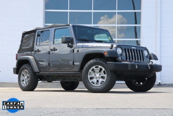 2017 Jeep Wrangler in Marietta, GA