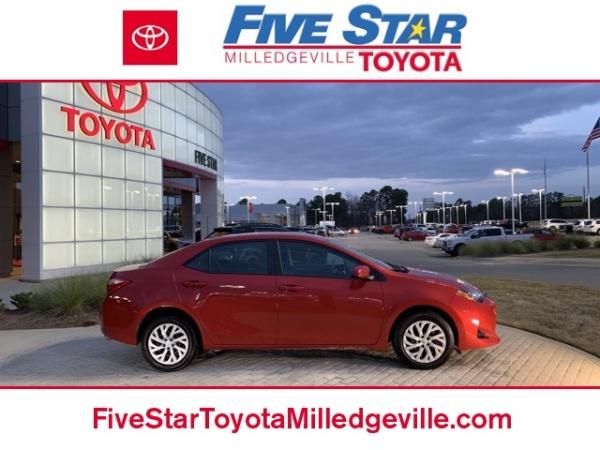 2019 Toyota Corolla in Milledgeville, GA