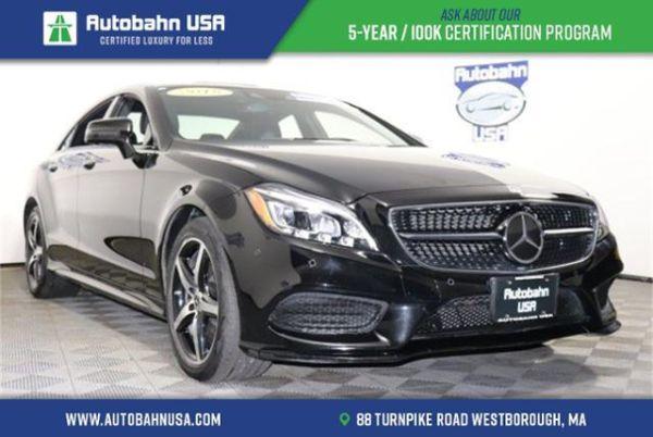 2018 Mercedes-Benz CLS in Dedham, MA